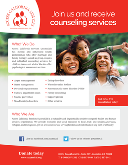 counselling websites