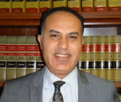 Akram Abu Sharar : Attorney/Advisor to Immigration Department