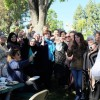 Refugees Enjoy Thanksgiving Picnic