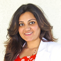 Mahjabeen Basravi : Bookkeeper/ Office Manager