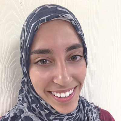Yasmeen Azam : Administrative Assistant & Youth Coordinator