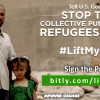 Open the Doors to Refugees! Sign the Petition Today!