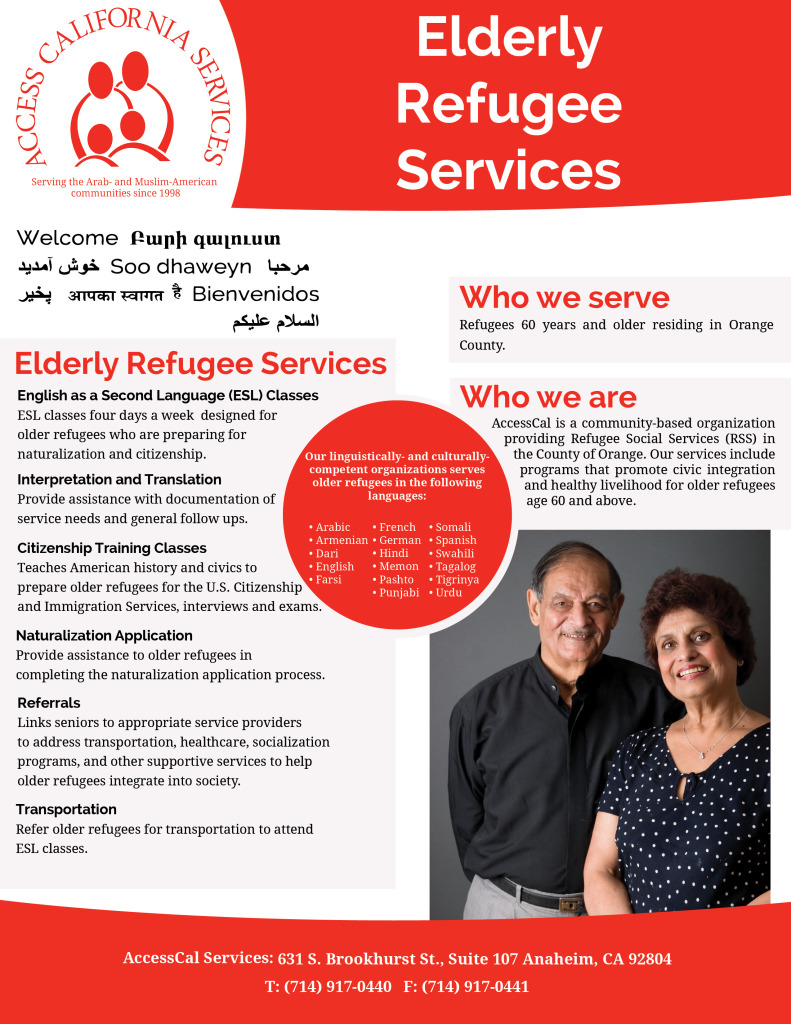 Elderly Flyer