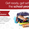 Get ready, get set for the school year!