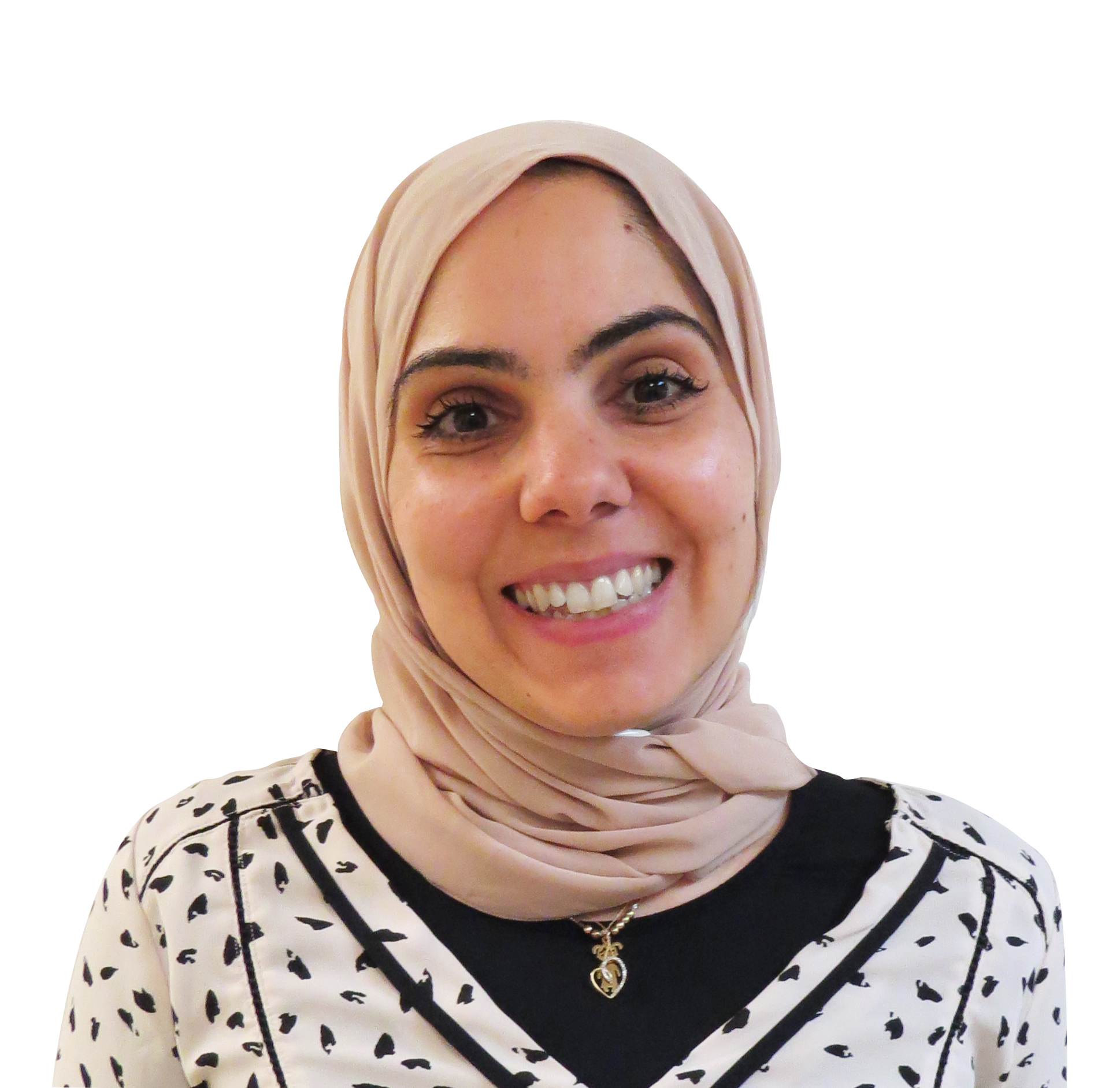 Ameera Basmadji : Director of Funds and Research Development