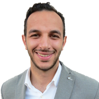 Anas  Qolaghasi : Director of Social Innovation and Engagement