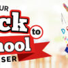 Back to School Fundraiser 2021